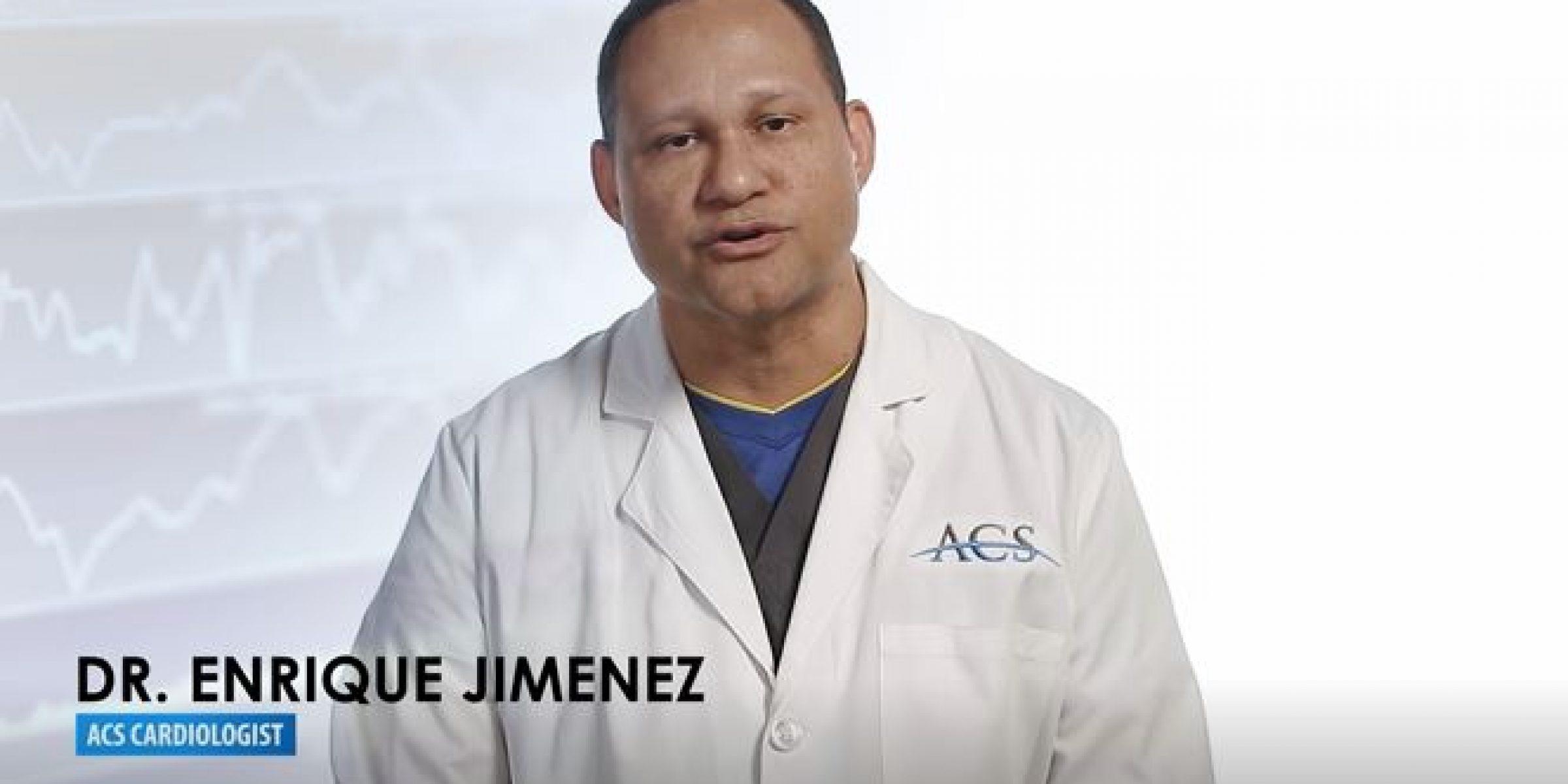 Cardiologist, Shreveport Cardiologist, Varicose Veins, Dr. Enrique Jimenez