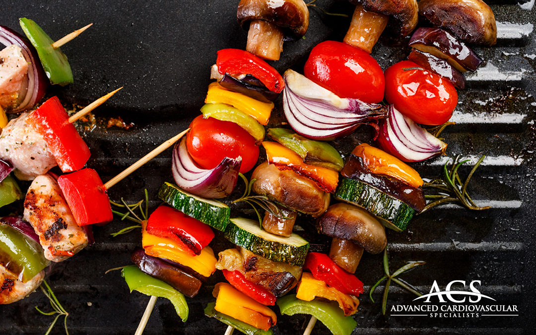 Heart-Healthy Summer Grilling